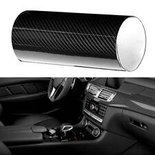 6D Carbon Fiber Vinyl Car Wrap Sheet Roll Film Sticker Decal Paper Waterproof 1*