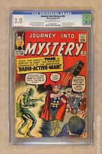 Thor (1962-1996 1st Series Journey Into Mystery) #93 CGC 3.0 0232765005