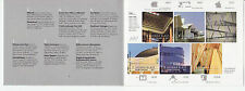Finland 2011 MNH - Two centuries of government buildings - booklet of 6 stamps