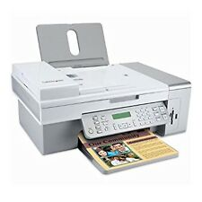 Lexmark X5495 All-in-One Inkjet Printer Copier Scanner Fax Photo Card