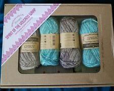 Spirits Of The Volcano Wrap Crochet Kit