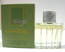 MIGNON MINIATURE POUR HOMME DAVIDOFF GOOD LIFE 5ML EAU DE TOILETTE FOR MEN MAN