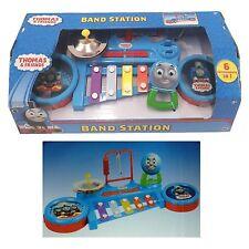 Thomas & Friends Spielzeug Band Station 6 Instrumente In 1 Trommeln Symbole