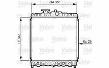 VALEO Radiateur moteur pour HONDA CRX CIVIC 731459 - Pièces Auto Mister Auto