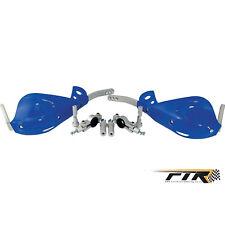 Venom Blue Reinforced Handguards Motocross Enduro Yamaha WRF WR F TTR DT