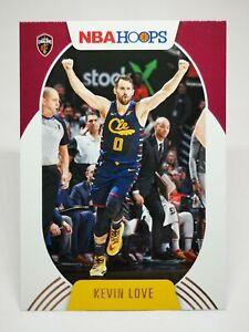 Panini Hoops 2020-21 N25 card NBA base #52 Kevin Love Cleveland Cavaliers