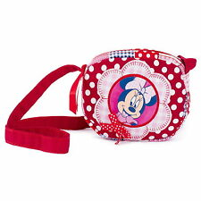 Disney Girls' Leather Messenger/Shoulder Bags