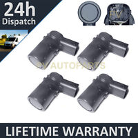 4X FOR VOLVO S40 S50 S60 S80 PDC PARKING DISTANCE REVERSE SENSOR FRONT REAR