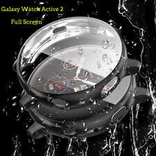 Nuevo caso de la Protección de pantalla completa para Samsung Galaxy Reloj activo 2 40mm 44mm