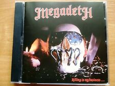 Megadeth – Killing Is My Business... And Business Is Good! (original LP Cover)