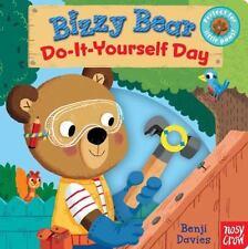 DO-IT-YOURSELF DAY - NOSY CROW (COR)/ DAVIES, BENJI (ILT) - NEW BOOK