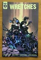 Wretches # 1 2019 Salo Farias Main Cover 1st Print Scout Comics VF/NM
