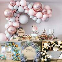 Balloons + Balloon Arch Kit Set Birthday Wedding Baby Shower Garland Party Decor