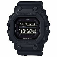 Casio G-Shock GX56BB-1 Men's Watch Tough Solar and 200-meter water resistance