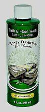 Money Drawing -Ven Dinero Bath & Floor Wash 8 Oz - Spiritual Magick Mystical