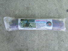 """Therm A Rest'R Lite Chair Kit Camp Seat 20"""" Wide NEW/Opened Packg Purple vintage"""