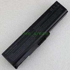 Laptop battery For Toshiba PA3634U-1BAS PA3817U-1BRS PA3818U-1BAS Notebook 6Cell