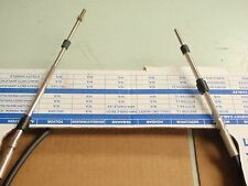 HP UFLEX C5X12 CONTROL CABLE 12/' 600A TYPE CC179 MERCURY MERCRUISER MARINER 50
