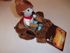 MOUSE RIDER Cat Costume Halloween new Small puppy pet Bootique O/S dog kitty up