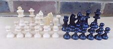 Wooden Chess Pieces (Boxed)