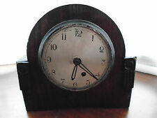 VINTAGE ART DECO CLOCK  TELEPHONE MFG , CO LTRD  Electric  Made in Elgland