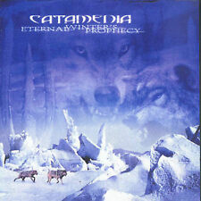 CATAMENIA - ETERNAL WINTER'S PROPHECY   PROMO CD   MASSACRE RECORDS
