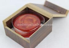 Quality rosin #8004, containing gold powder, wooden box, for Erhu,Zhonghu,etc