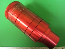 ISCO RED Ultra Star Plus 77.5mm Integrated Anamorphic 35mm Cine projector Lens