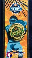 NFL Pro Bowl HAWAII All-Star Game Pin