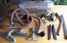 """Vintage """"Modern Hygiene"""" Cannister Vacuum Cleaner Model 240 Steampunk Sled"""