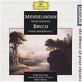 Mendelssohn, Bruch: Violin Concertos (1995)