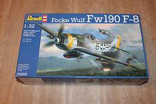 Revell 04869 Focke Wulf Fw190 F-8 Schlächter 1:32 NEU OVP