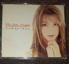 Britney Spears 'Sometimes' Japon CD 3-track Original? lac description!