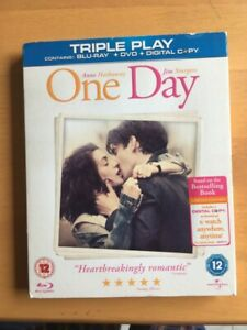 ONE DAY - BLURAY with slip cover- Region B