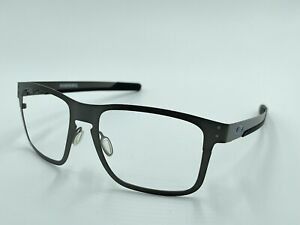 Oakley Holbrook Metal OO4123-07 Mens Sunglasses Silver FRAME ONLY