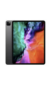 """iPad Pro 2020 4th Gen 12.9"""" 256GB Cellular + WiFi, Space Grey, New and Sealed"""