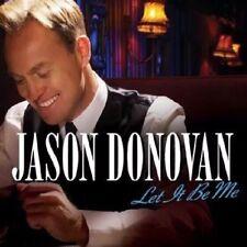 Let It Be Me - Jason Donovan - CD New Ft Hank Marvin