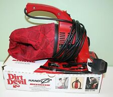 Dirt Devil Royal 150 Hand Held Powerful Vacuum Cleaner Hoover 240V & Accessories