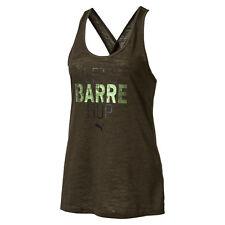 PUMA Training Damen Essential Dri-Release® Tank-Top 515277 17 Olive Night Heathe