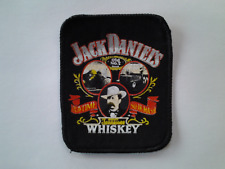 JACK DANIELS  Patch Original 90er Vintage Aufnäher 8x10cm Whiskey