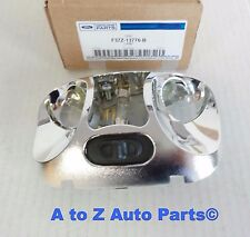 NEW 1993-2004 Ford Ranger Super Cab Interior Dome Light,Dual Lamp Housing,OEM