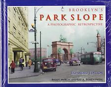 FAB GIFT, MERLIS EXPANDED PARK SLOPE BROOKLYN HARDCOVER PHOTO HISTORY BOOK, NYC