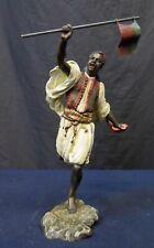 Vintage Vienna Bronze Moorish Figure