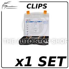 Trim Clips & Plastic Rivets For Renault Master - Zoe 420 Pieces 1 Set Part 83