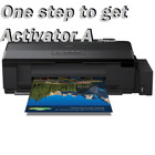Instructions to get Activator A Water Transfer Dipping Hydrographic Hydro PRINT