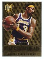2014-15 Gold Standard Gold #174 Wilt Chamberlain /79 Los Angeles Lakers