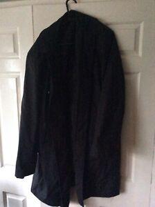 Wiliom Hyde Xl Black Long Coat