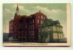 St Margaret's Hospital Hammond INDIANA *1912 OLD EARLY*
