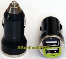 2 Fach Mini KFZ Dual Auto USB 3.1A Ladegerät 12V 24V Zigarettenanzünder S4 M7