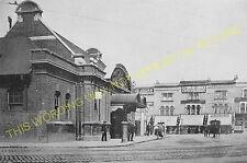 Seven Kings Railway Station Photo. Ilford - Goodmayes. Stratford to Romford. (5)